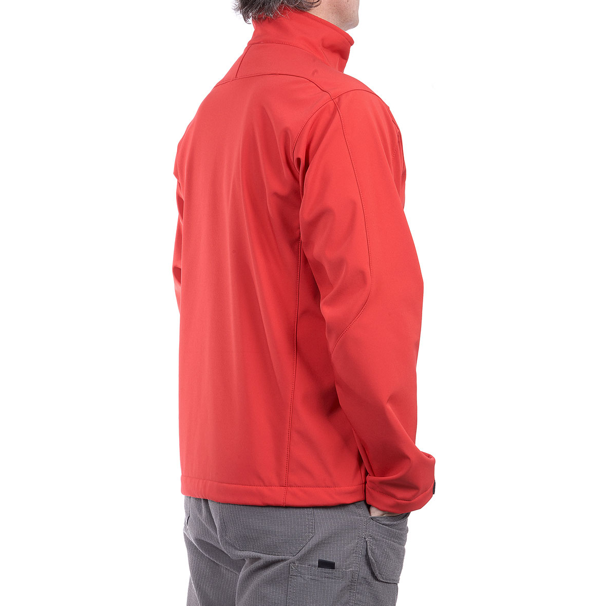 MG 8558 4 5SO50171030M Campera Ciclon Rojo  - Campera Ciclon