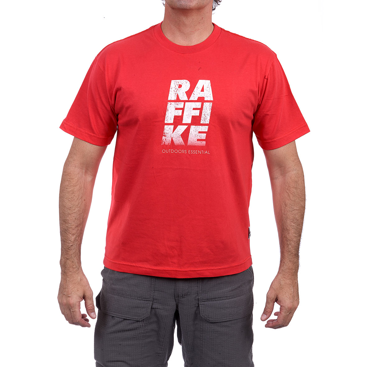 MG 8762 5RE20151030M Adventure T Shirt Trekking Rojo - Adventure T-Shirts